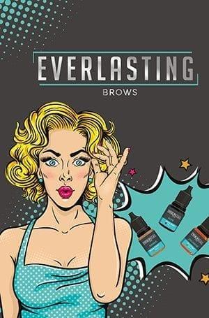 Produkter från Everlasting brows