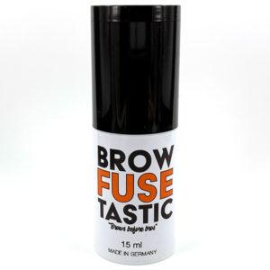 Browtastic Browlift - FUSE är lamineringsprodukten som är en del av 5 stegsprogrammet med Browtastic Browlift.