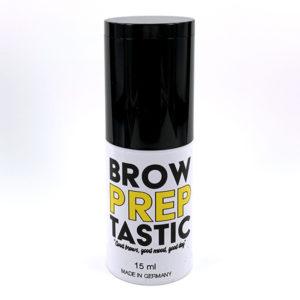 Browtastic Browlift - PREP för att förbereda brynstrået och korta ner verkningstiden för nästa vätska i ordningen.