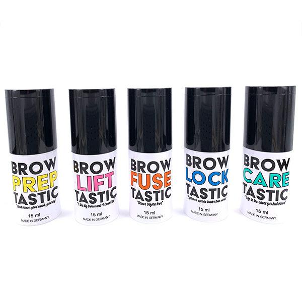 Browtastic Browlift komplett produktpaket